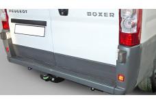 ТСУ для PEUGEOT BOXER 3 (L1,L2,L3) 2006-... / CITROEN JUMPER (L1,L2,L3) 2006-...