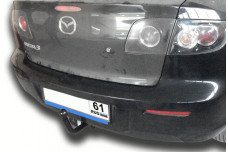 ТСУ для MAZDA 3 (BK) (седан,хетчбек) 2004-2008