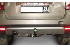 ТСУ для RENAULT DUSTER (2 WD, 4WD) 2011-...\ NISSAN TERRANO 2014-...